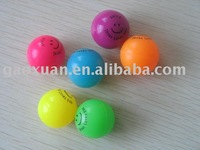 Solid color bouncy ball