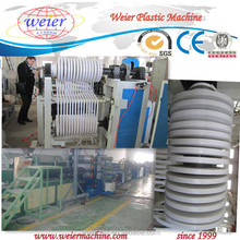 PVC Edge Banding Machine PVC Edge Band Production Line By Twin Screw extruder