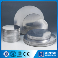 Aluminium circle disk DC A1100 for traffic sign & cookware