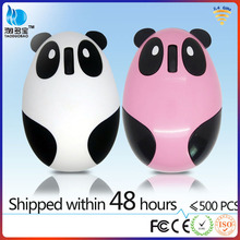 Hot selling mini USB Panda cute computer mouse