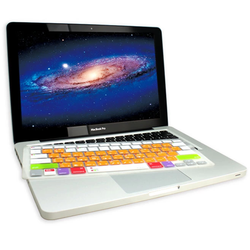 Ultra Slim Silicone Case Keyboard Skin for Notebook Computer