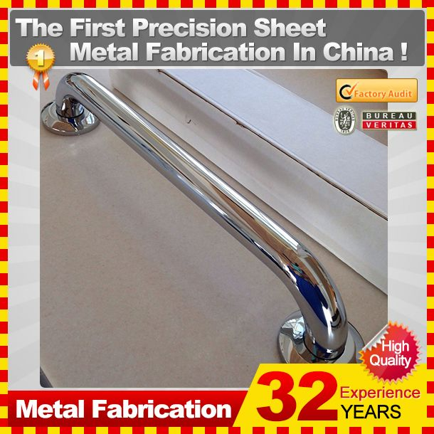 2014 hot sale custom door grab bars with 32 years experience