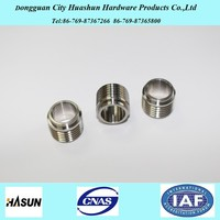 Micro CNC Machining Parts Stainless Steel