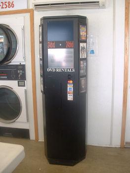 dvd rental machine