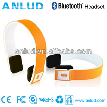 ALD02 New invention 2014 Noise Cancelling Wireless Headphone Bluetooth Headphone