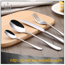 Top choice cheap restaurant stainless steel cutlery dinnerware sets