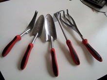 High-end brand digging hand tools names of garden tool set
