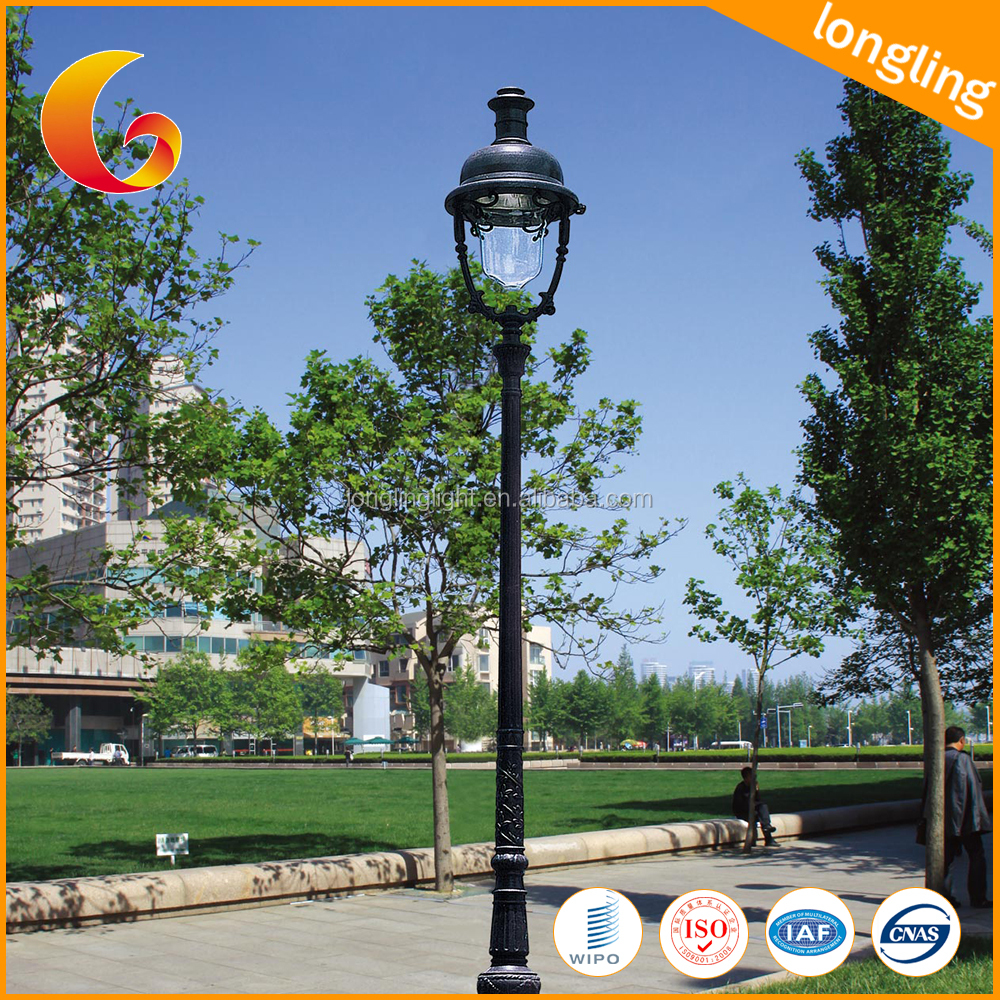 Energy saving outdoor led garden lamp