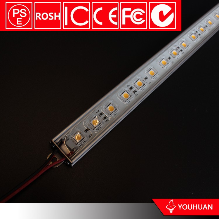 Alibaba Express Super Quality 60 <strong>leds</strong>/m Outdoor 24v <strong>Led</strong> Hard Strip