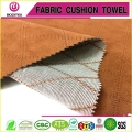 Home textiles fabric embroider suede fabric for curtain