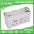 Ocean real capacity solar battery for solar energy system gel 12v 100ah battery powered water heater