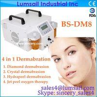 electronic-driven dermabrasion treat acne scar cure significant on face beauty salon equipment