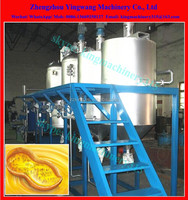 Hot Sale edible oil refining machine