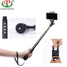 High quality flexible selfie stick made in China for mobile phone accessories