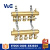 Hot Sale Water Radiant Heating Manifold
