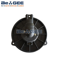Assembly Air Conditioning Blower Motor For Toyota Hiace LHD 2002