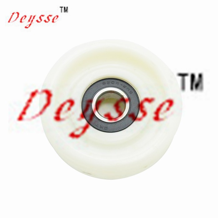 O-T-I-S 100*34 bearings 6204-2RS Escalator Tensioner Roller Escalator Parts Factory