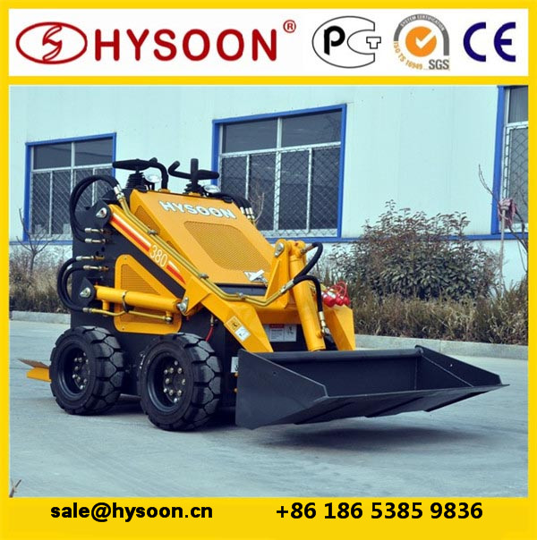 tractors new mini skid wheeled mini skid steer loader