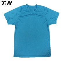 dye sublimation blank t-shirt printing 100%polyester