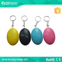 New coming super quality custom panic alarm with keychain