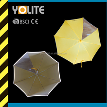 kids safety reflective umbrella best quality
