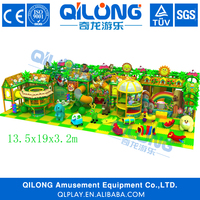Indoor Playground Toddler Jungle Gym/Go Karts For Amusement Park/Amusement Park Rides
