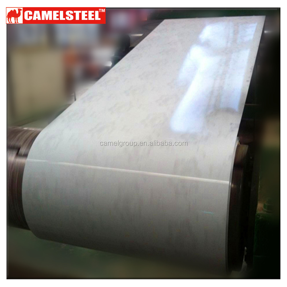 rolling shutter door raw material white color galvanized iron sheet