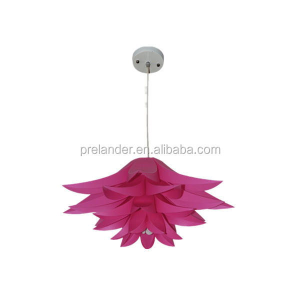 Decor Colorful Lotus Pendant Light,Pendant Light Led,Decor Pendant Light