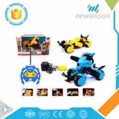 top interesting mini funny deformation robot plastic other toys & hobbies for kids