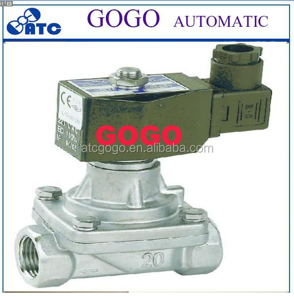 bosch solenoid surface valve box hot gas bypass valve