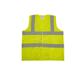 100% Cheap safety reflective vest with 3M fabric for workwear KF-005-2