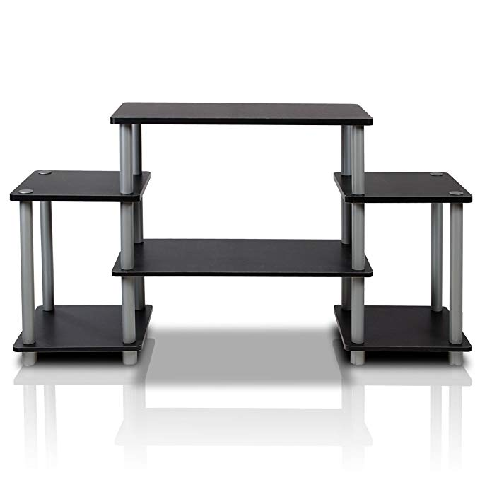 Modern wooden tv stand furniture with metal leg