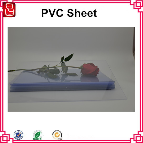 low moisture absorbablity pvc rigid sheets for bathroom fittings
