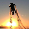 Mini Flying Jet Pack Flyer in Water Sports