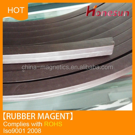 China Supplier Rubber Magnet Strip 2107 New Product On Stock