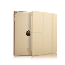 High Quality Original Leather Smart Cover For Apple IPad Air For Apple Ipad Air 2 Smart Case