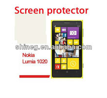 New Model Screen Protector for Nokia Lumia 1020 with Factory price