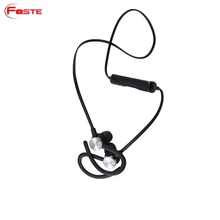 Bluetooth Earphone Stereo Magnetic Waterproof BT 4.2 Music Mic Remote Control, Bluetooth Headset for Android IOS#
