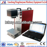 fiber yag laser marking machine 10watts/20watts