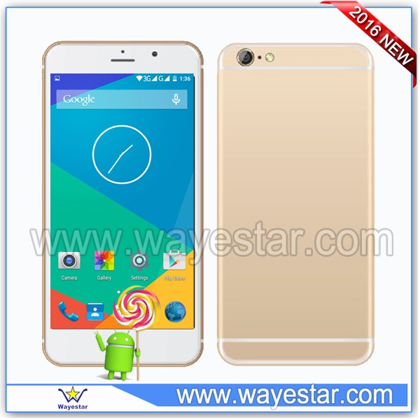 china factory reset android phone 3g 6 inch big touch screen wifi gps