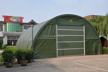 Fabricated Storage Shelter , Agricultural Warehouse tent ,Domed fabric building