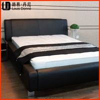 classical pictures of modern wooden furniture bed simple bed design