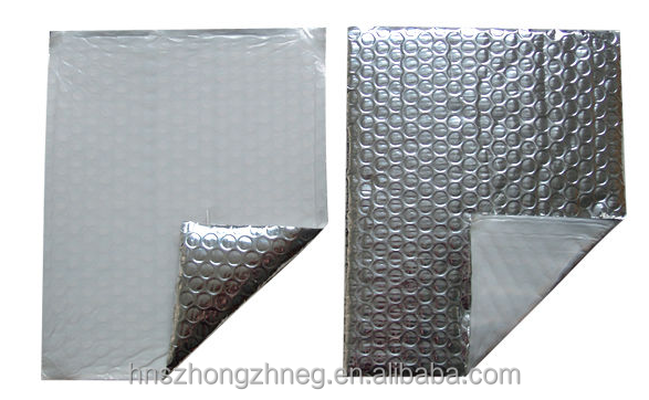 manufacturer bubble roof insulation/air wrap foil insulation/aluminium foil heat insulation