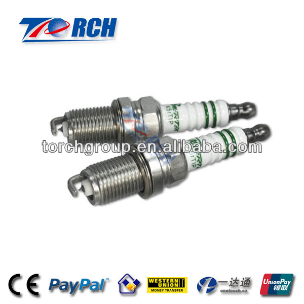 first class china torch K6RTIP-11\ K6RTspark plug for TOYOTA PREVIA ACR30\2AZ-FE equals to denso SK20R11\IK20\VK20 spark plug