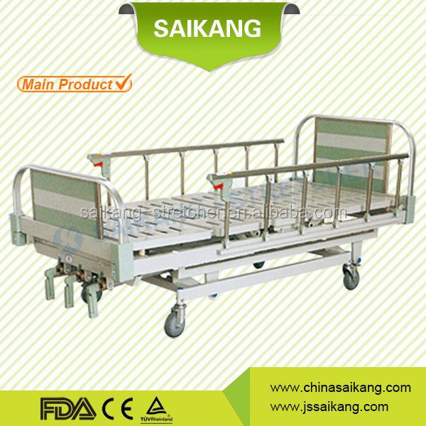 ISO9001&13485 Certification Luxury Height Adjustable Folding Bed Parts