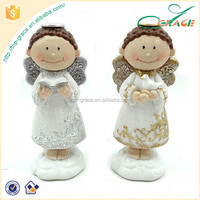 resin first holy communion souvenir communion angel
