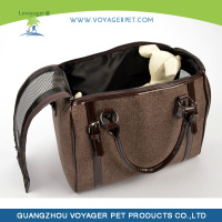 Lovoyager wholesale folding pet carrier dog bag