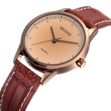 2015 High Quality Vogue Lady Watch, Leather Watch, Japanese Quarz Movement Watch