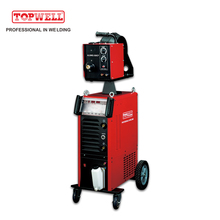 Topwell cheap 500 amp weld smart inverter mig welders for sale Alumig-500CP
