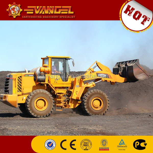 Brand New 5 Ton FOTON LOVOL Front Wheel Loader FL958H High Quality in Stock